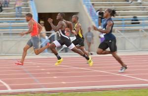 Summer Track Meet Series