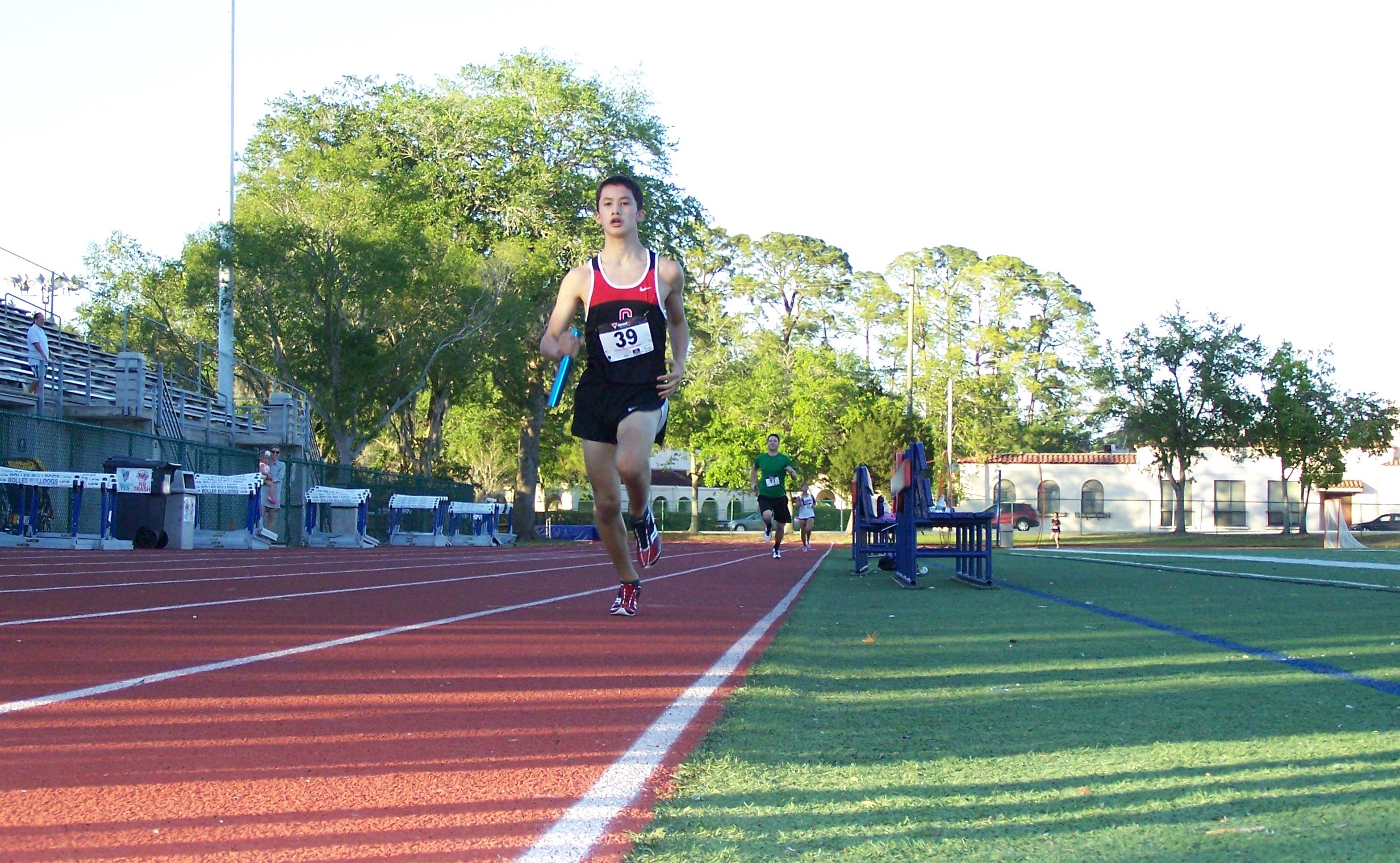 unf track meet results 2013