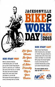 2015 Bike to Work Day