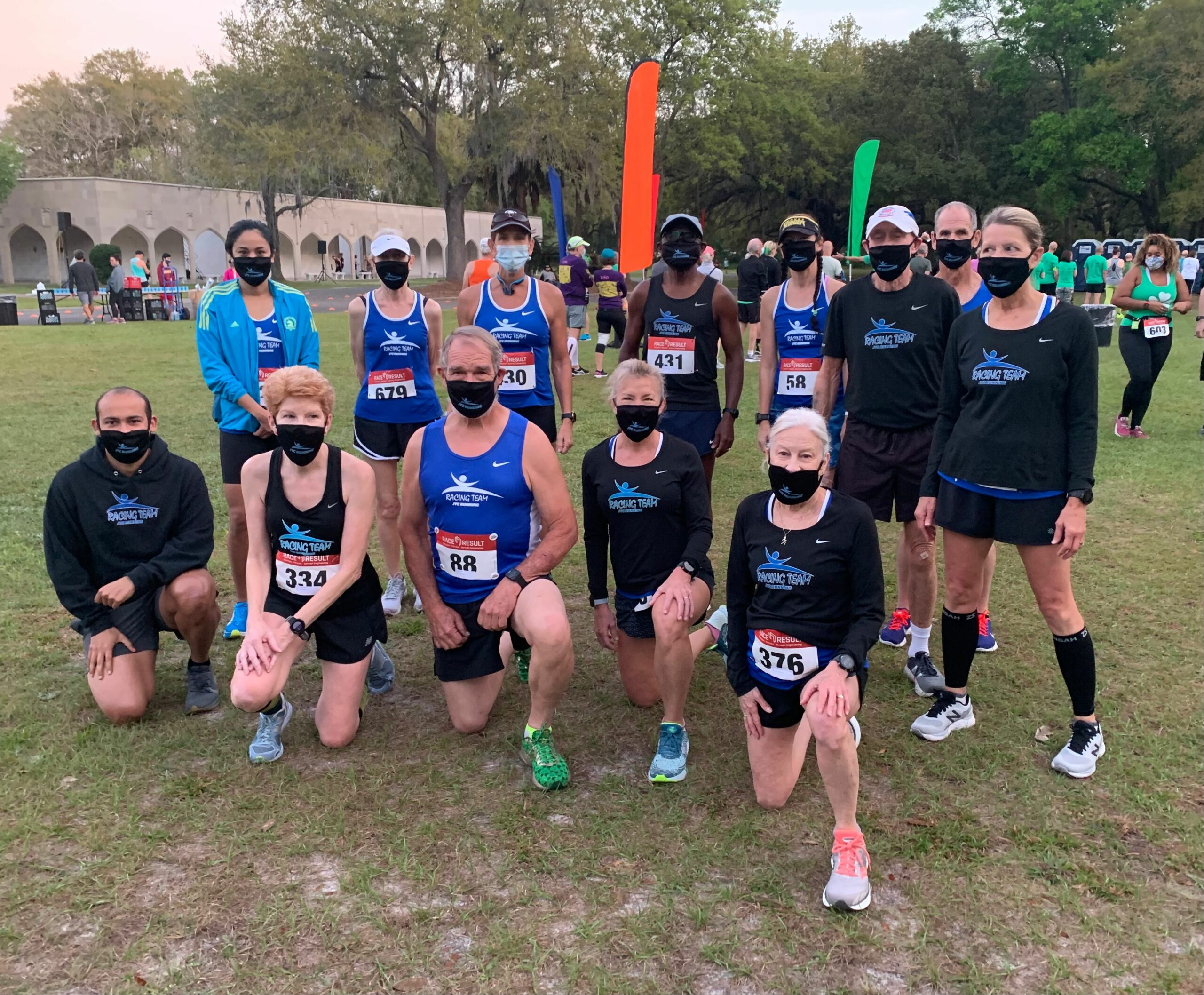 JTC Running Racing Team St Paddy's Day Results