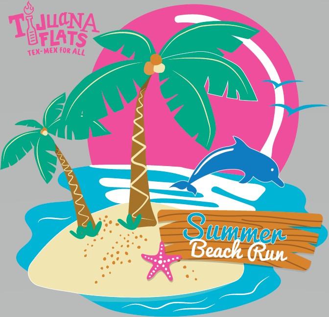 Tijuana Flats Summer Beach Run Aug. 28 Register Now!