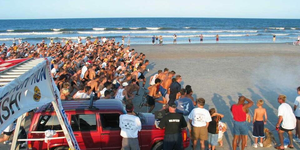 Tijuana Flats Summer Beach Run Aug. 28 Open for Signup!