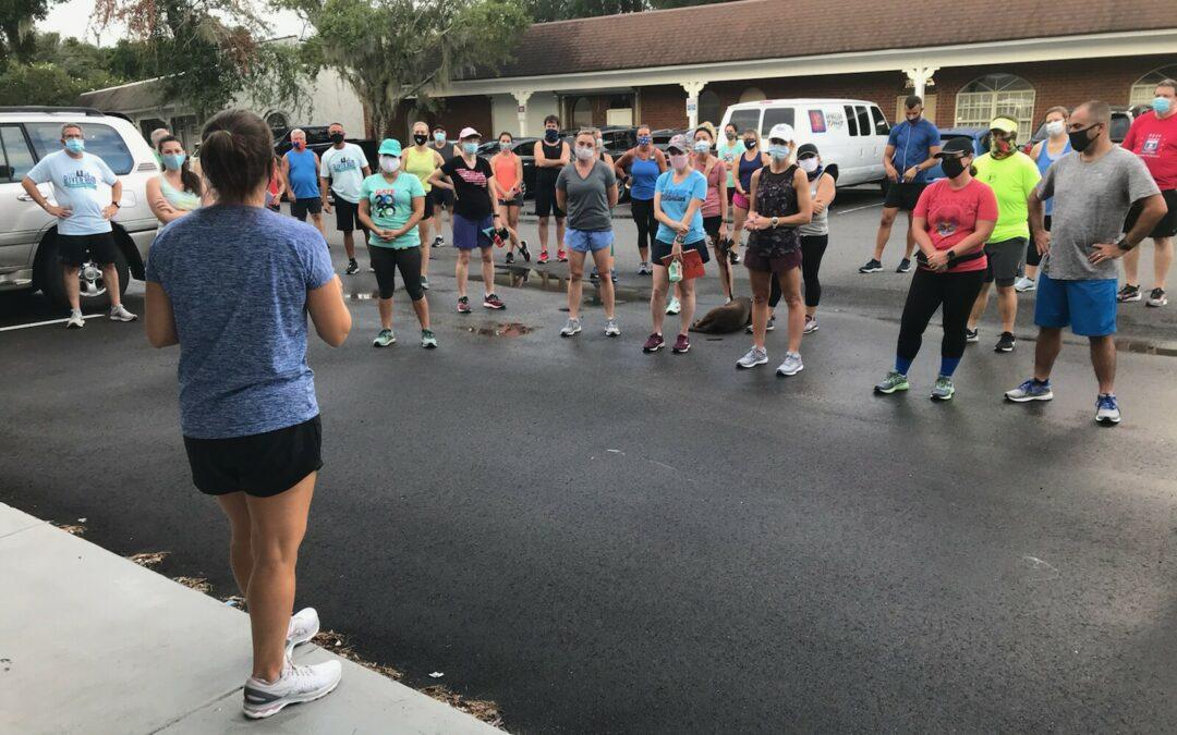 Fall Half Marathon Training Class Registration Open